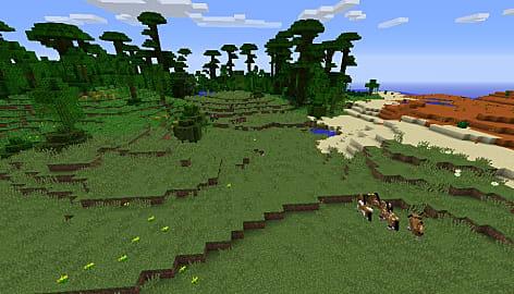 Best Farming Minecraft Seeds | Minecraft