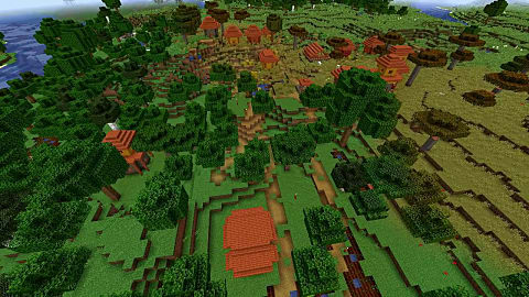 The Top 20 Minecraft 1 14 Seeds for May 2019   Minecraft