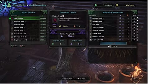 All Items Mod Mhw