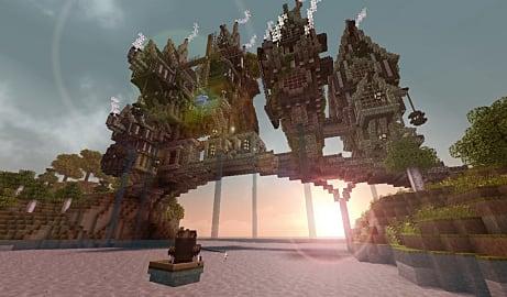 The 10 Coolest Minecraft Bridges Minecraft
