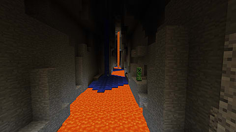 5 Great Minecraft 1 9 cave seeds for your inner spelunker
