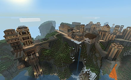 The 10 Best Minecraft Seeds for City Building Projects | Minecraft