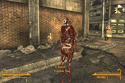 The Unintentional Horror Game: Genre Changing Glitches