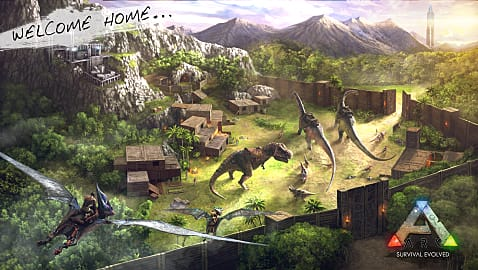 Finding the perfect server in ARK: Survival Evolved (and my