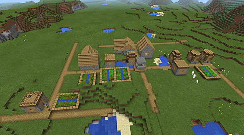 The 20 best Minecraft PE seeds for building projects (great