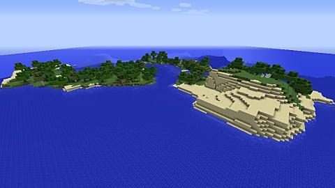 10 Jaw-dropping Minecraft ocean seeds | Minecraft