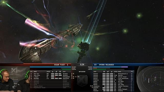Way of the Exploding Spaceships: EVE Online Alliance