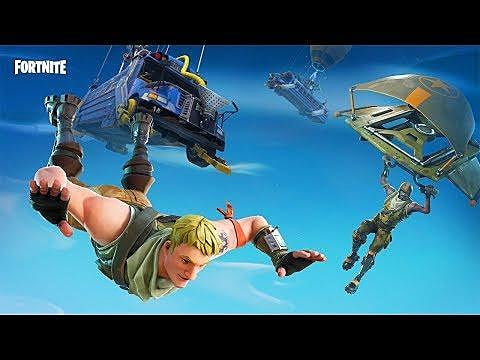Image Result For Fortnite Battle Royale Trailer De Lancement