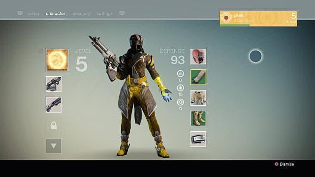 Destiny Warlock Class Guide