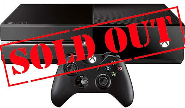 Best Buy Sells Out Xbox One Pre-Orders