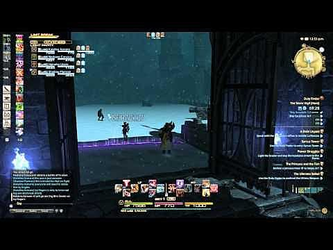 FFXIV: Stone Vigil (Hard) Dungeon Guide   Final Fantasy XIV