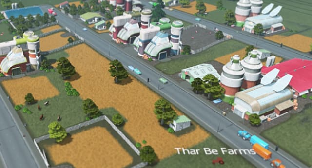 Cities: Skylines - How to Get Farms in Your Agricultural