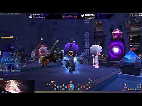 maplestory 2 knight builds