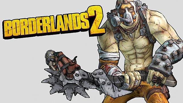 Krieg: The New Badass in Borderlands 2 | Borderlands 2