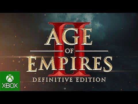 Age of Empires 2 Definitive Edition Release Date Announced