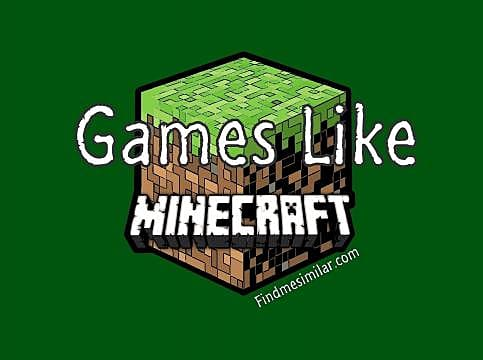 Update] 5 Games Like Minecraft   Don't Starve   Eden - World