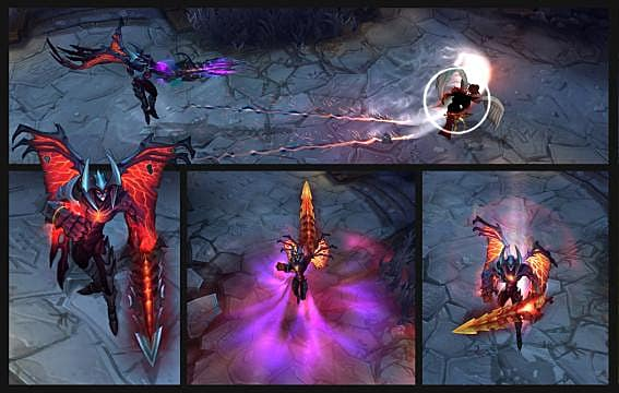 New League of Legends Champion Revealed: Aatrox