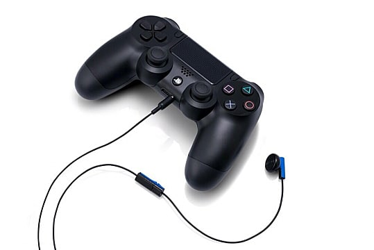 Mono Headset Included with Every PS4!