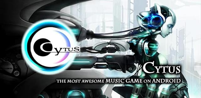 The Music Game App God: Cytus | Cytus
