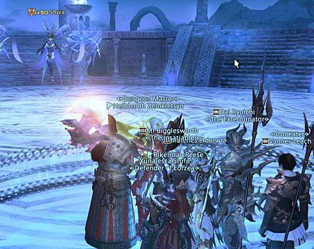 FFXIV Guide: Shiva Primal Battle | Final Fantasy XIV