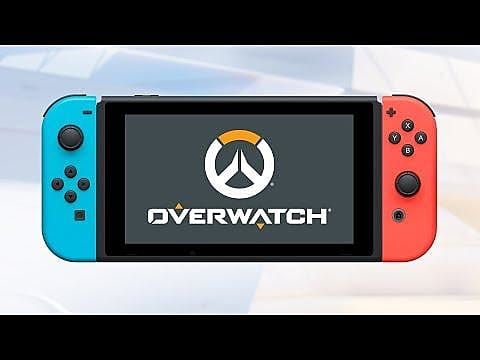 Overwatch Officially Revealed for Nintendo Switch   Overwatch