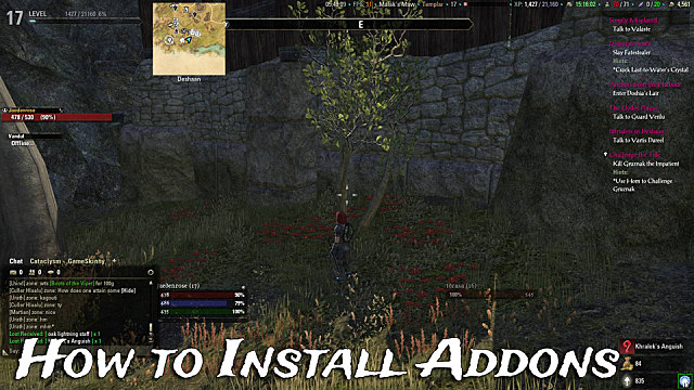 How to add eso to steam game
