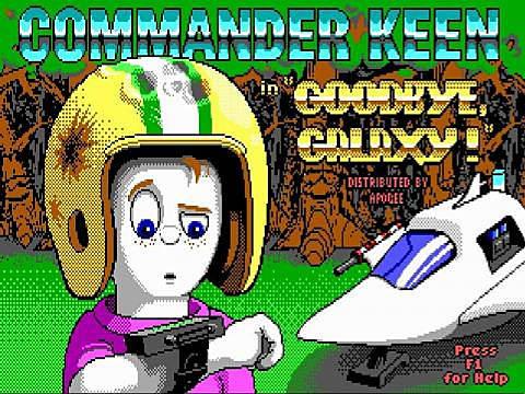 hieno muotoilu outlet putiikki myyntipiste verkossa Commander Keen, Please Come Back! | Commander Keen