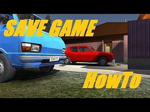 How To Save Your Game In My Summer Car My Summer Car