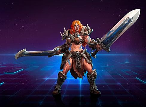 Best Talent Build For Jaina Heroes Of The Storm