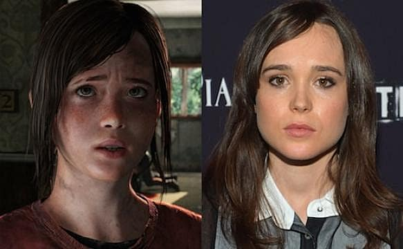 Ellen Page Forgives Naughty Dog | The Last of Us эллен пейдж