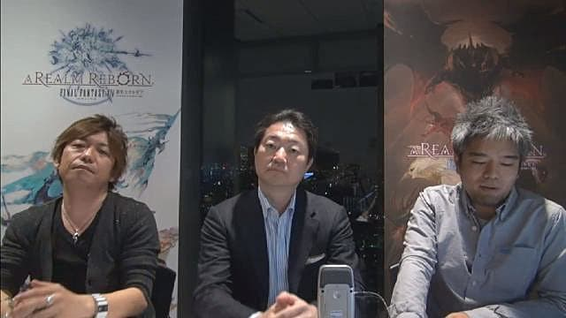FFXIV:ARR Letter from the Producers Live from E3 2013, Part 3