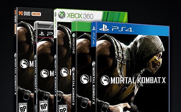 Mortal Kombat X Gets A Release Date Mortal Kombat X