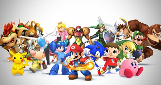 Smash Bros 3ds för Glory matchmaking