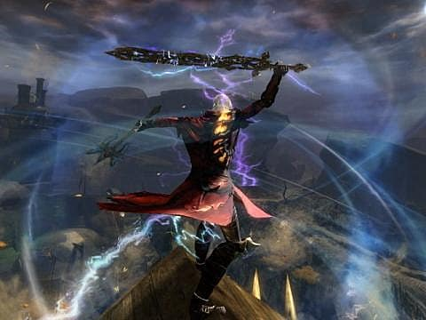 Guild Wars 2 Fashion - Dante from Devil May Cry 4 | Guild Wars 2