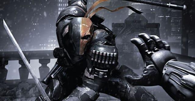 Injustice (Mobile) - Deathstroke Arkham Origins Challenge ...