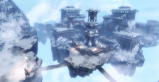 New Map Coming To Guild Wars 2 World Vs World The Edge Of The Mists Guild Wars 2