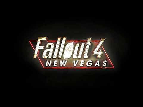 Fallout 4 New Vegas Total Conversion Mod Announced, Gameplay
