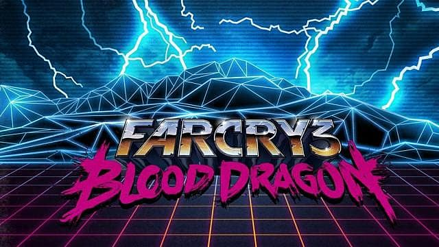 Far Cry 3 Blood Dragon Gameplay Leaked Far Cry 3