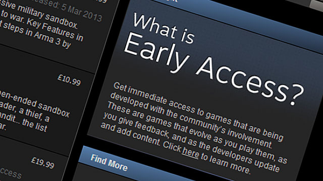 PS4 to Welcome Early Access Games