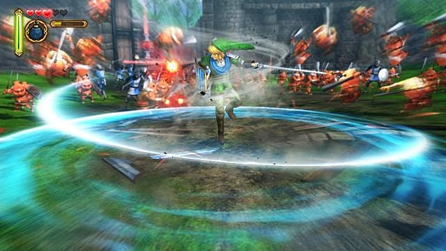 Hyrule Warriors To Feature Multiple Playable Characters Two Player Co Op The Legend Of Zelda Hyrule Warriors