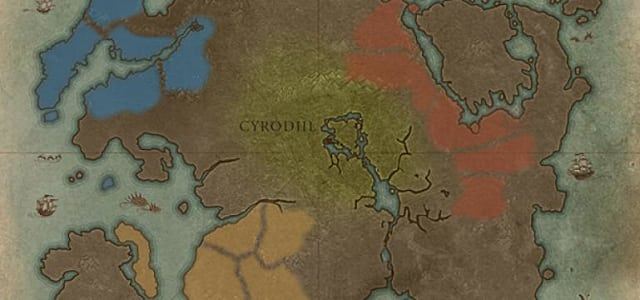 ESO: Interactive Map of Tamriel Released | Elder Scrolls Online
