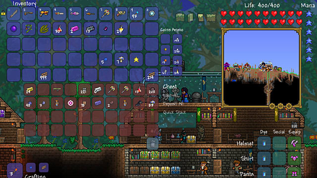 Terraria 1 2 in Final Stages of Development, Release