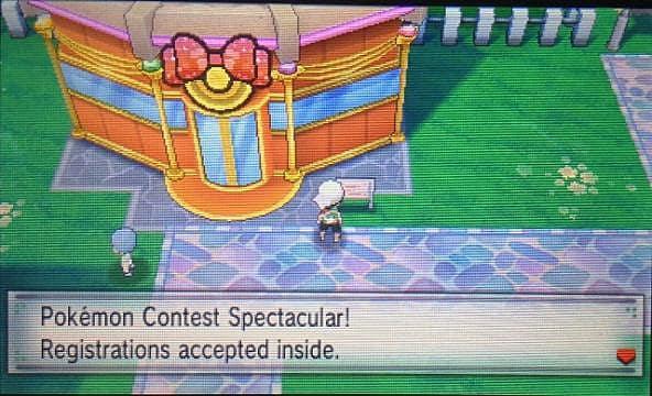 Pokemon contest guide guide tavern pokemmo.