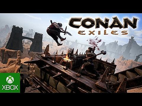 Can Conan Exiles Make It in an 'Open World' of Already Great