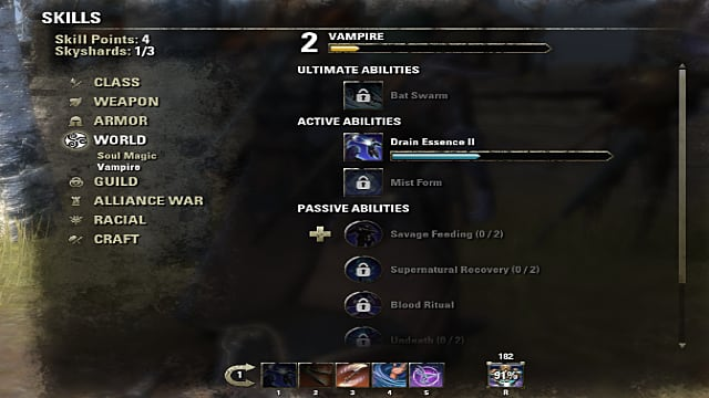 Elder Scrolls Online Guide: How to Become a Vampire ...