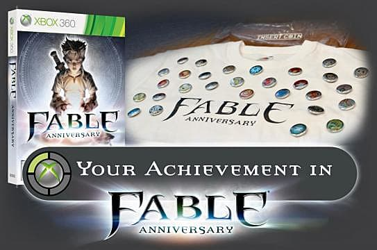 Fable Anniversary Create an Achievement Contest! | Fable