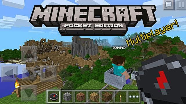 Minecraft Pocket Edition Guide: Joining, Starting and