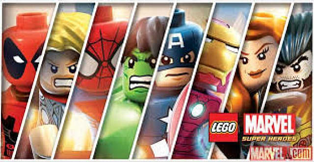 Tips For Collecting Golden Blocks In LEGO Marvel Superheroes | Lego ...