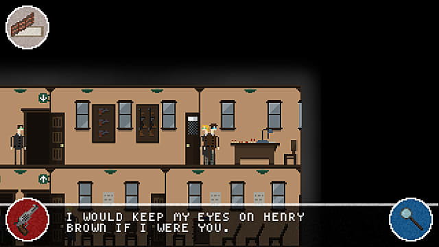 Noir Syndrome, a Procedurally Generated Detective Game, Hits Steam