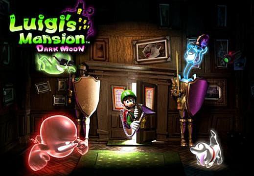 Luigi S Mansion Dark Moon Luigi S Mansion Dark Moon